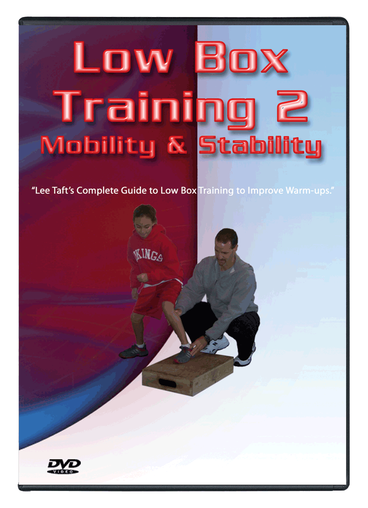 Low Box Training 2 – Mobility & Stability Training (Digital Download)