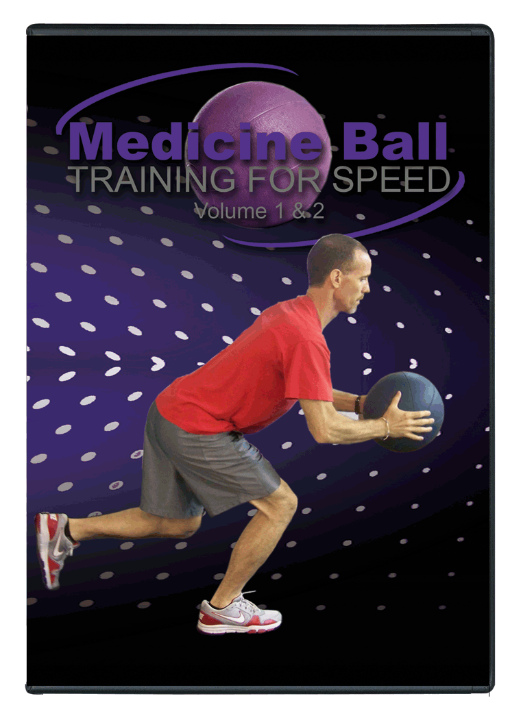 Medicine Ball Training for Speed (Digital Download)